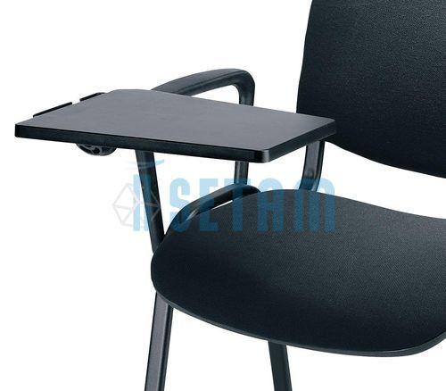 Accotoir avec tablette écritoire pour chaise de réunion Leo
