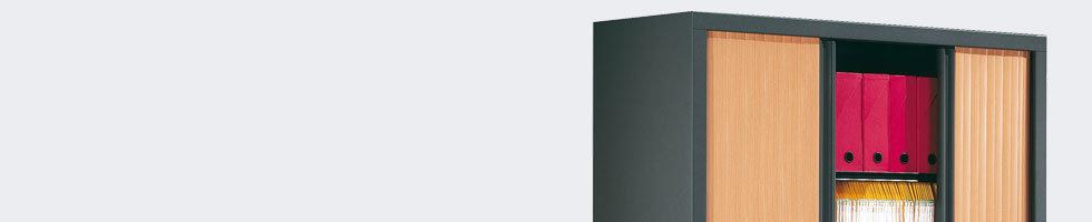 armoire rideau armoire de bureau a rideaux. Black Bedroom Furniture Sets. Home Design Ideas