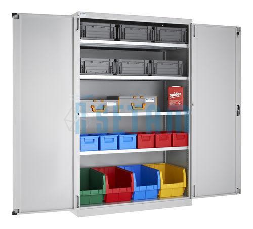 Armoire grande profondeur armoire pour bac europe 600x400 zermatt - Armoire metallique design ...
