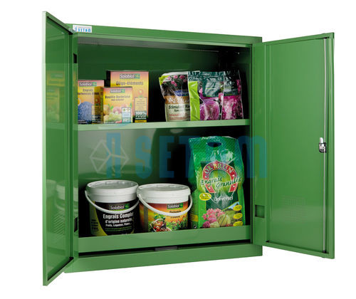 Armoire phytosanitaire 2 portes volume 150 litres