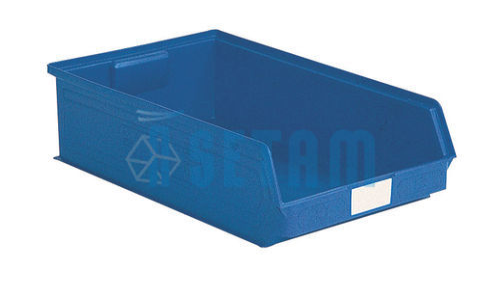 bac bec plastique 20 litres bleu setam. Black Bedroom Furniture Sets. Home Design Ideas