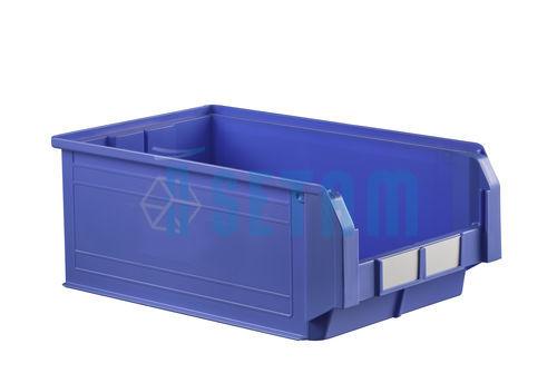 bac plastique bec 28 litres bleu - Grand Bac Plastique