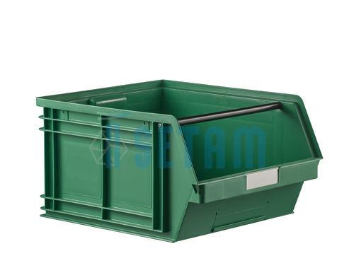 Bac plastique bec 63 litres vert setam - Bac a bec plastique pas cher ...