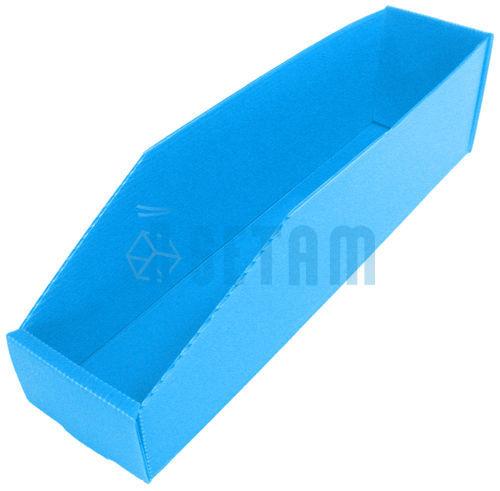 bac plastique akylux 5 litres bleu setam. Black Bedroom Furniture Sets. Home Design Ideas