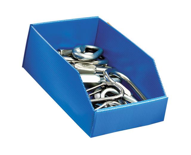 Bac stockage IsyBox 3.5 litres bleu