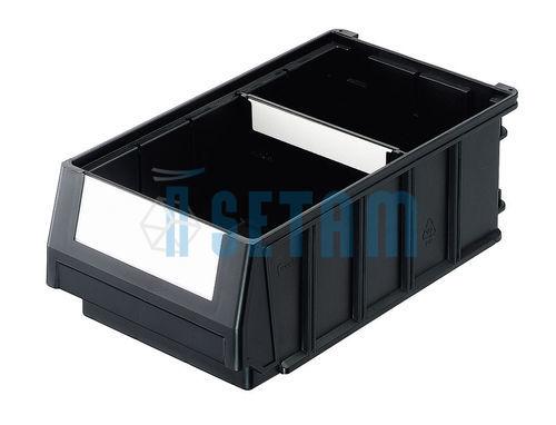 bac tiroir plastique antistatique multibox x mm setam. Black Bedroom Furniture Sets. Home Design Ideas