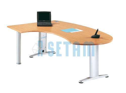 bureaux avec retour setam tout setam sur achat entre pro page 5. Black Bedroom Furniture Sets. Home Design Ideas
