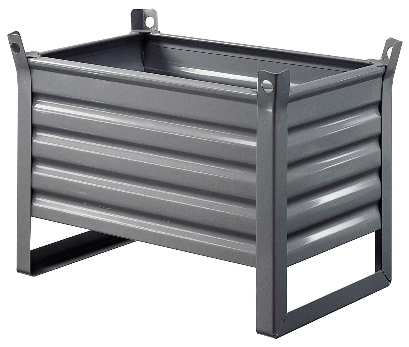 Caisse palette industriellle métallique charge 900 kg