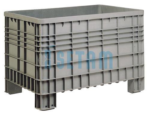 container palette atlas palox plastique alimentaire 520 litres. Black Bedroom Furniture Sets. Home Design Ideas
