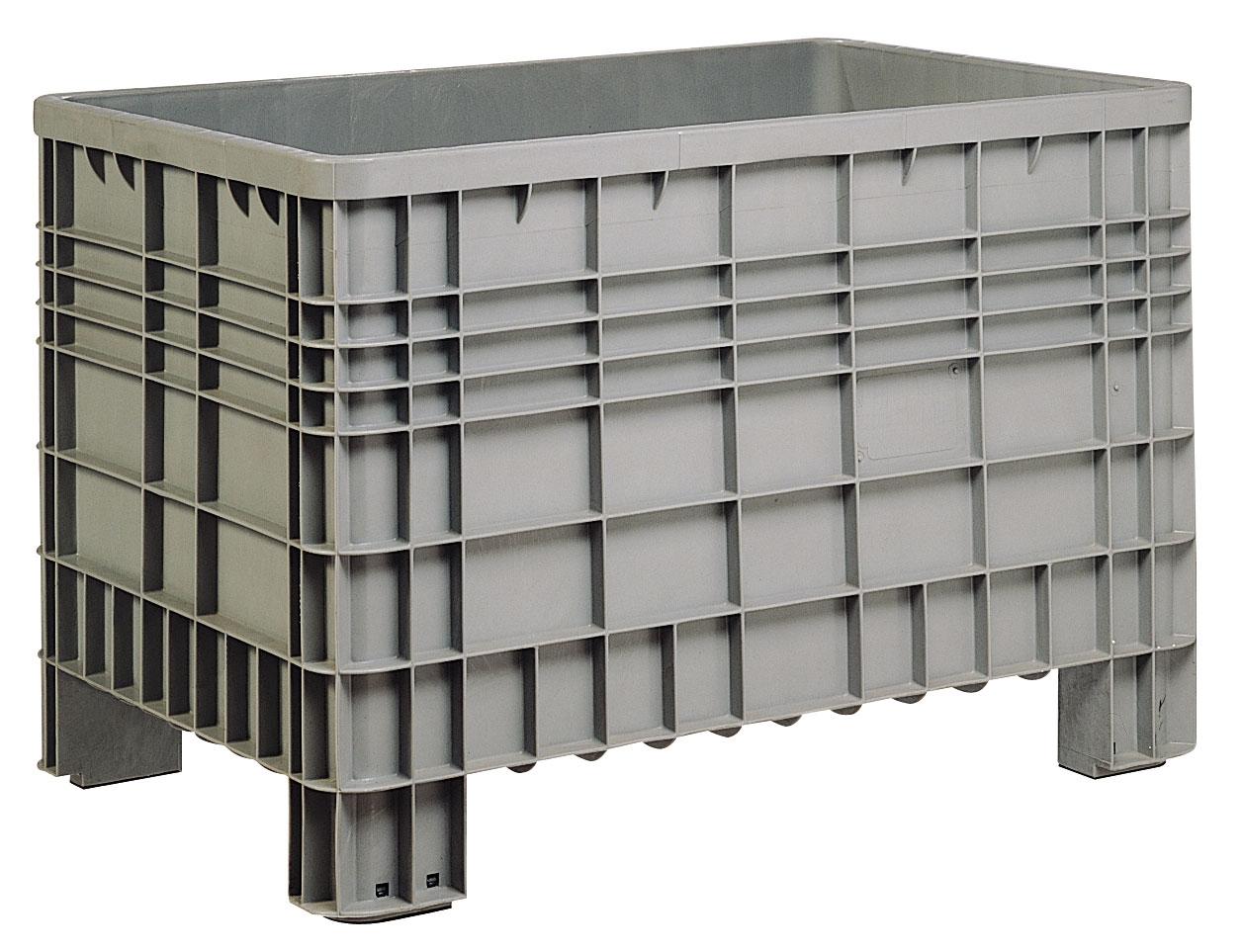 Caisse palette plastique alimentaire grand volume 520 litres