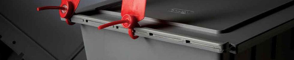 caisse plastique avec couvercle bac avec couvercle. Black Bedroom Furniture Sets. Home Design Ideas