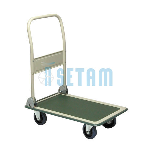 Chariot pliable L.750 charge 300 kg