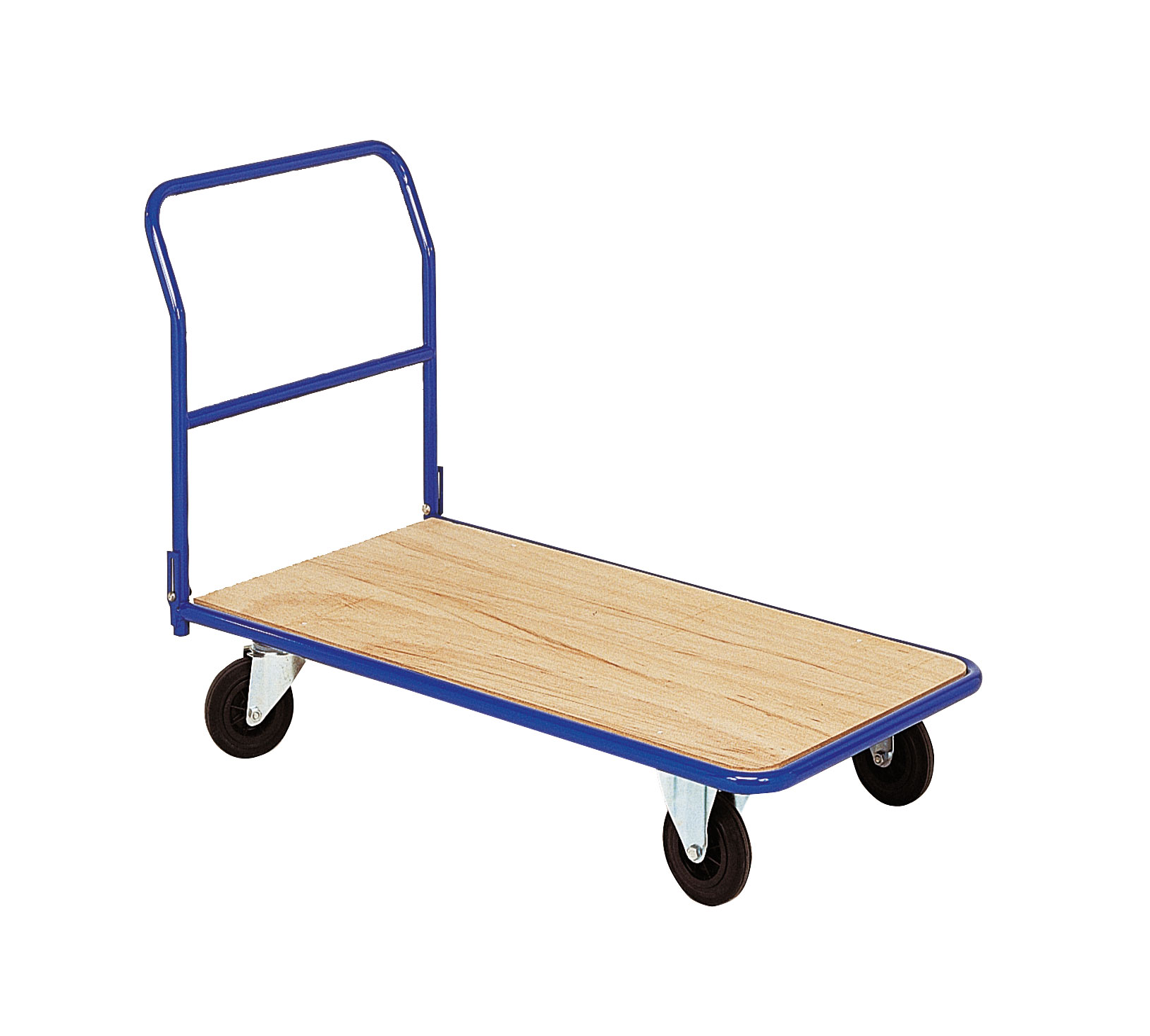 Chariot pliable longueur 2 charge 300 kg