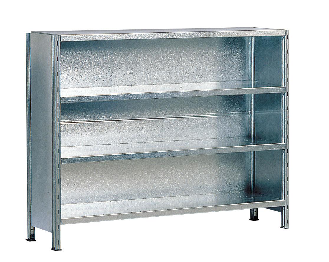 Comptoir métal atelier H.1000 x L.1030 x P.400 mm