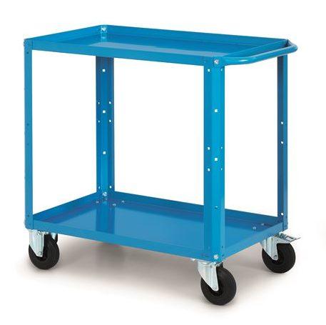 Desserte atelier mobile 2 plateaux charge 200 kg
