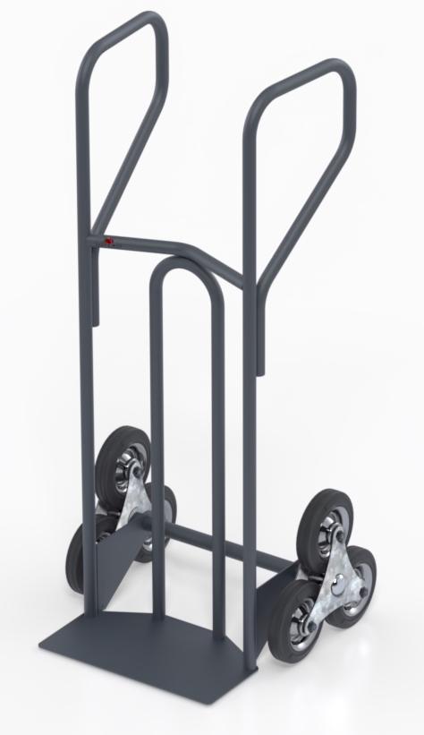 Diable escalier 3 roues charge 250 kg
