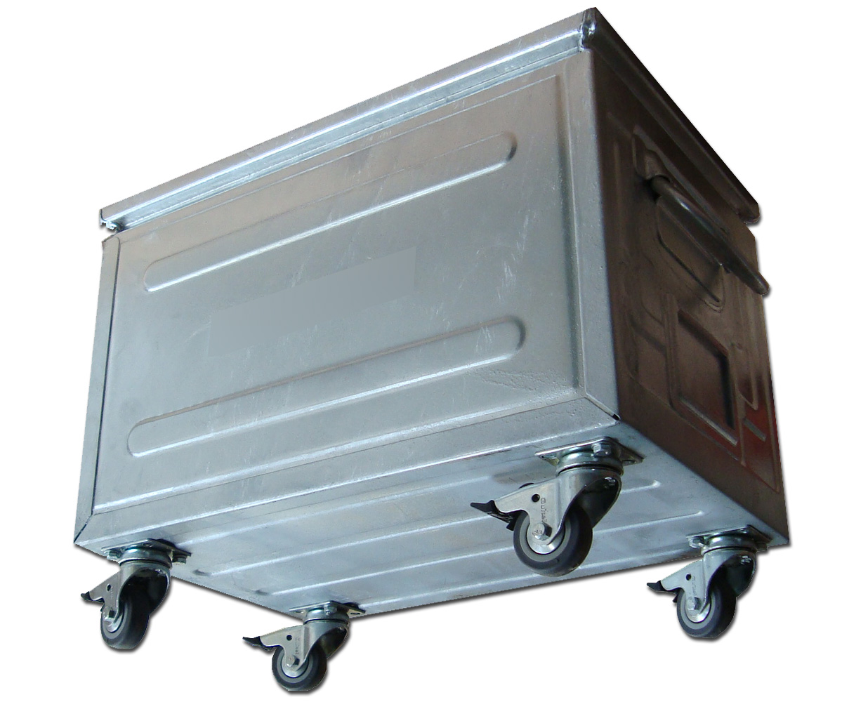 caisse metallique caisses metal de rangement