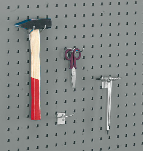 Panneaux perfor s lot de 2 panneaux porte outils muraux for Porte outils mural