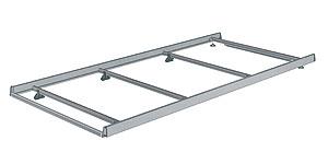 Galerie Iveco Daily L2H2 en aluminium