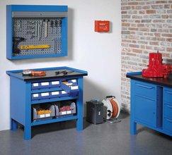 exemple am nagement d 39 atelier r alisation. Black Bedroom Furniture Sets. Home Design Ideas