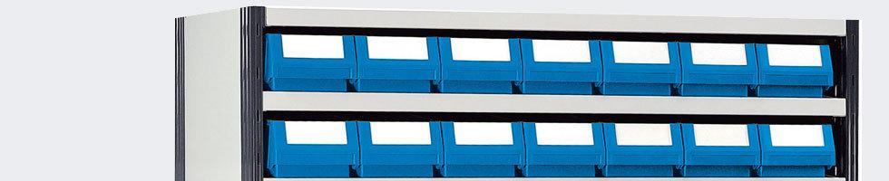 Rayonnage Bac Tiroir Multibox Etagere A Bac Rangement Plastique