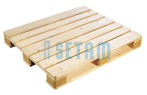 Souvent Palette bois 1200x1000, palette Europe lourde 120x100 NZ87