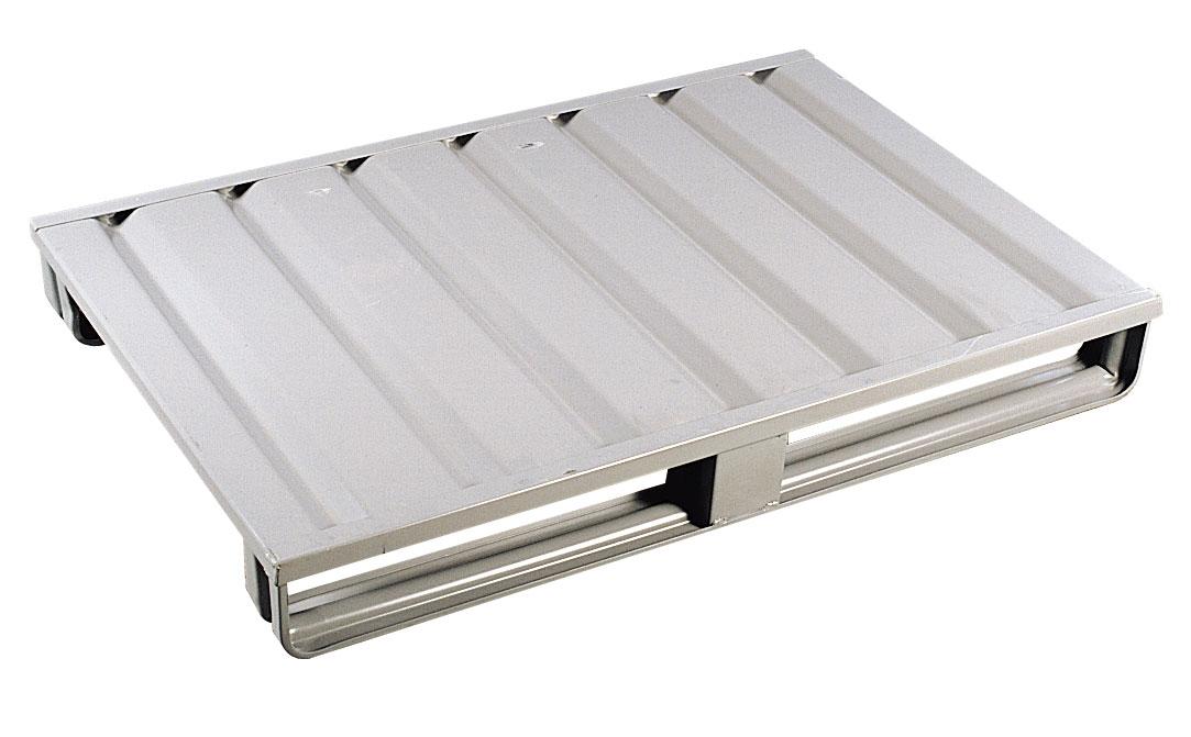 Palette métallique de manutention norme Europe 120x80