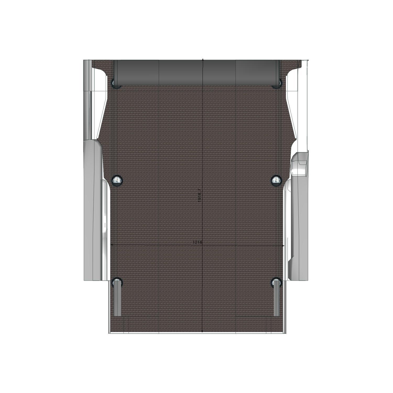 Plancher Berlingo Utilitaire L1L Porte Latérale Droite