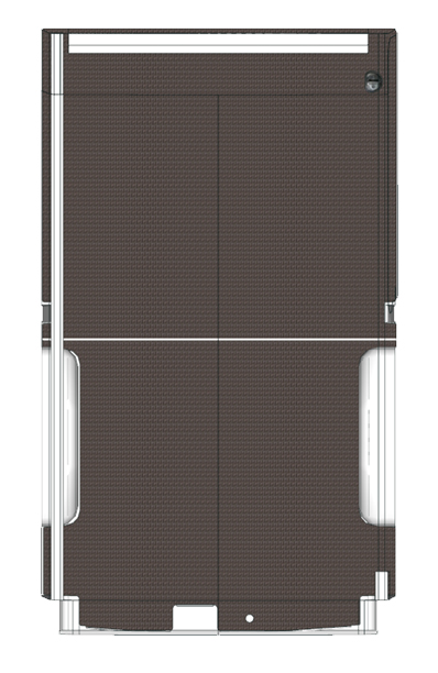 Plancher bois Ford Transit L2 Traction