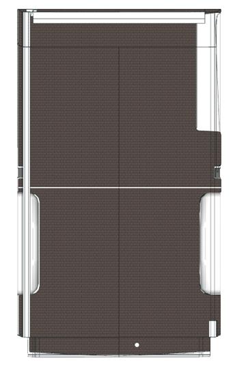 Plancher bois Ford Transit L2