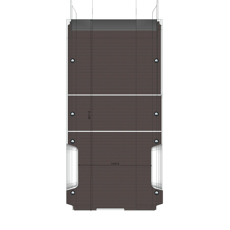 Plancher bois Jumper modèle L3 protection sol
