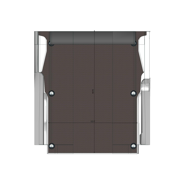 Plancher bois Partner Utilitaire L1 Porte Latérale Droite
