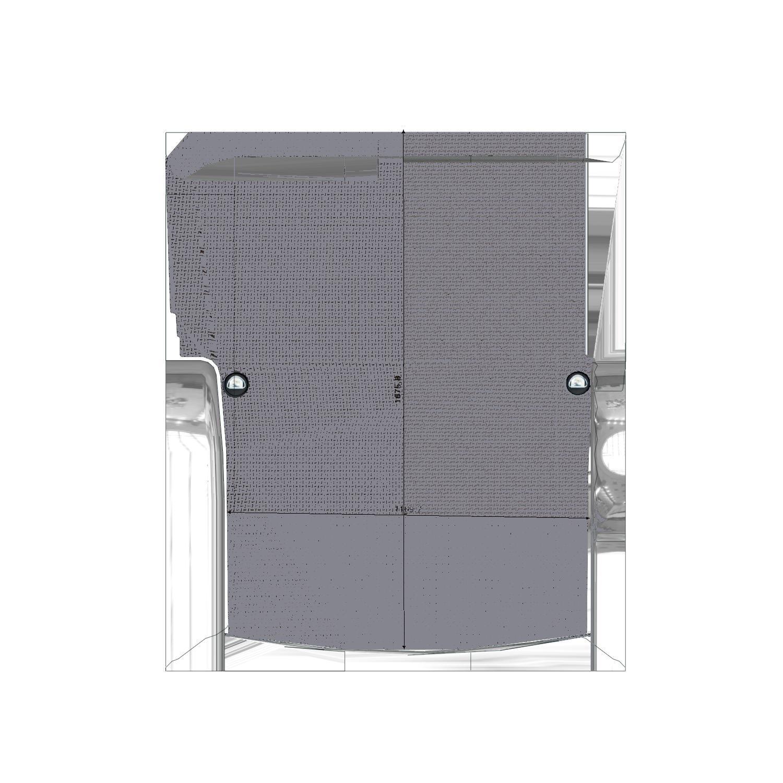 Plancher Caddy Utilitaire L1 Porte Latérale Droite