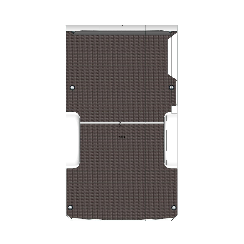 Plancher Daily Utilitaire L1L Porte Latérale Droite