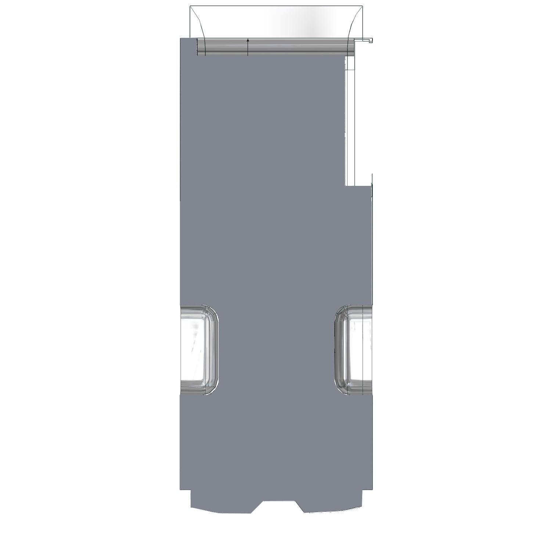 Plancher Movano Utilitaire L4 Propulsion avec roues séparées