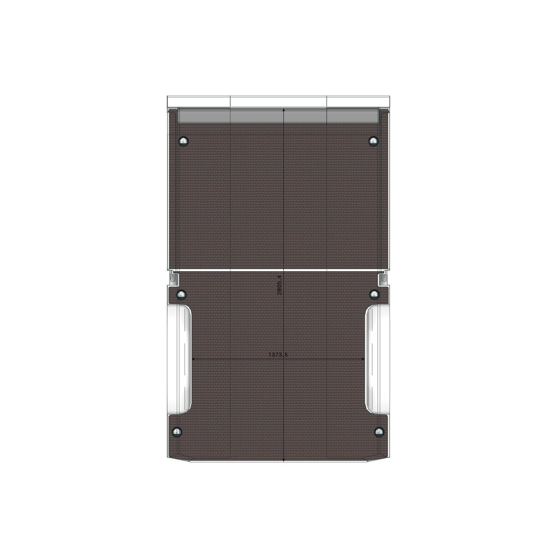 Plancher Transit Utilitaire L2 Portes Latérales Droite et Gauche