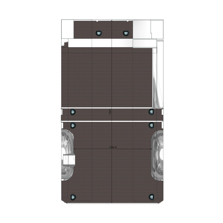 Plancher Vito Utilitaire L2 Porte Latérale Droite