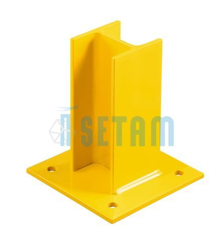 Support bastaing central HEA H.225 mm