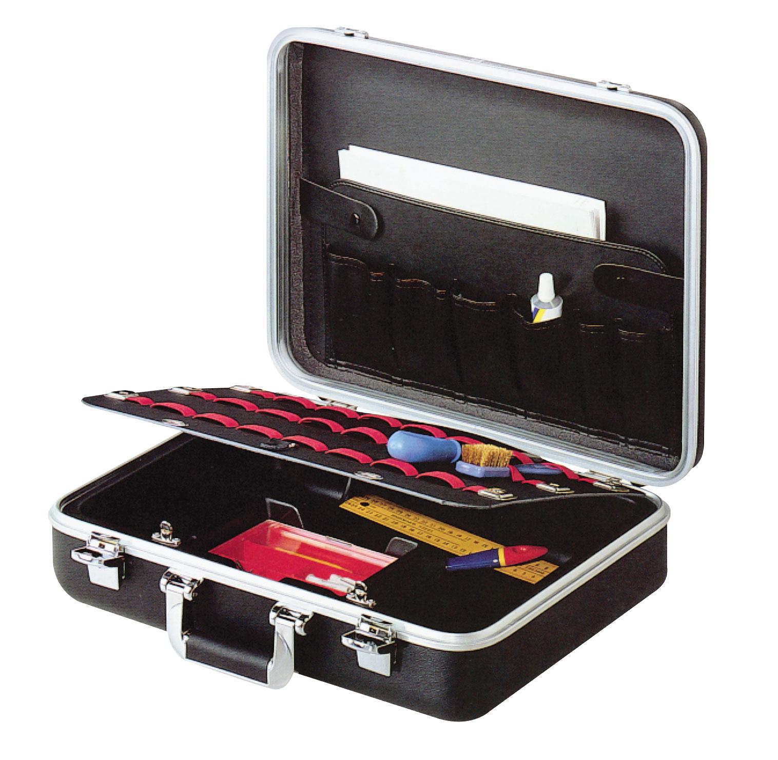Valise porte-outils plastique 1 volet