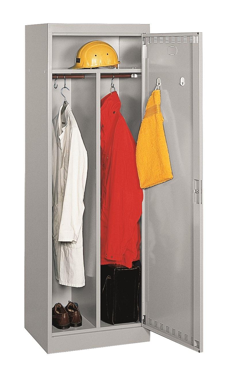 Vestiaire armoire finition VIP
